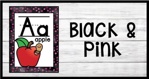 BlackandPink